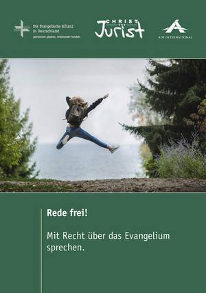 Cover 'Rede frei!'